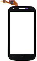 Cенсорный экран для мобильного телефона Fly IQ443 Black