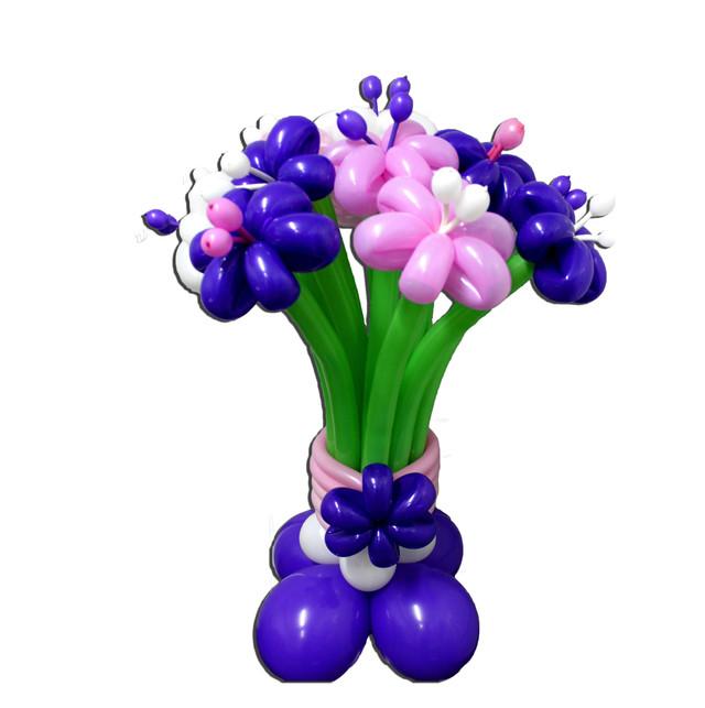 цветочная стойка из ШДМ