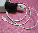 Кабель провід для зарядки планшетів і телефонів USB MicroUSB, фото 2