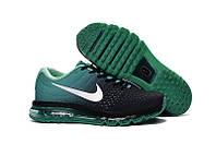 "Кроссовки Nike Air Max 2017 ""Green/Black"", фото 1"