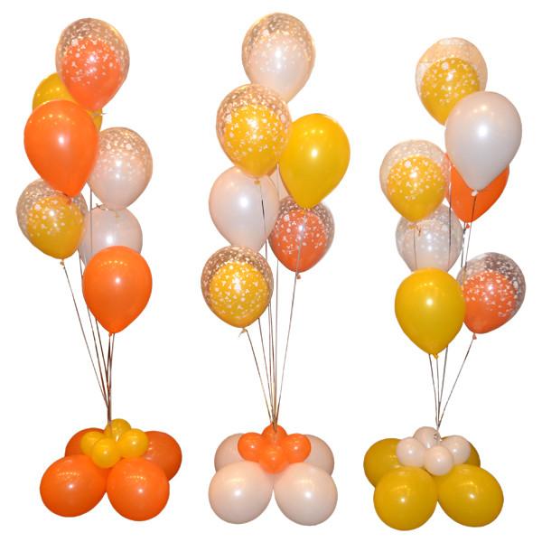 стойка детская из шаров