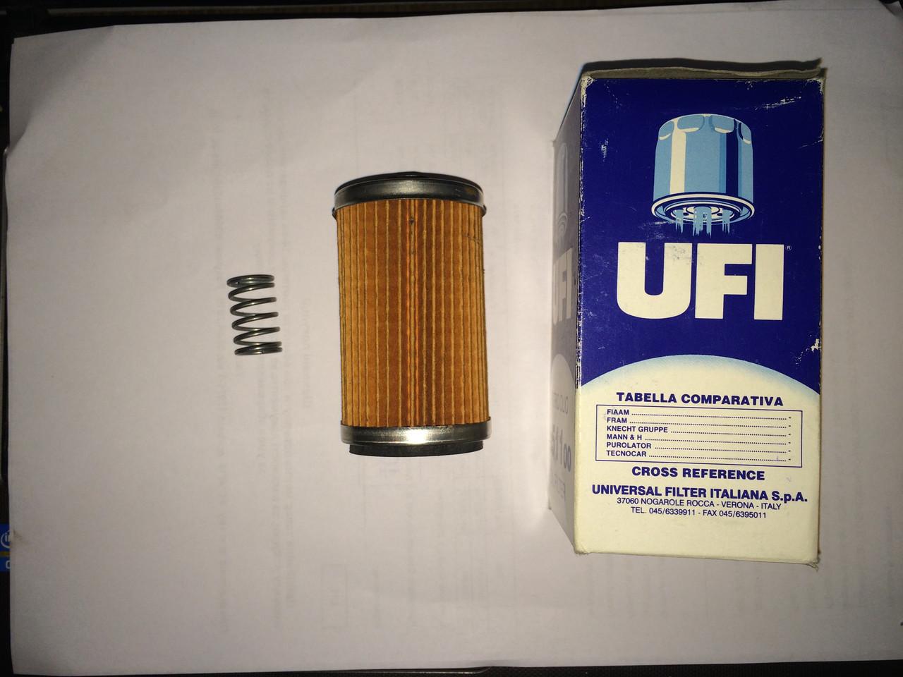Фильтр гидроусилителя Fiat Ducato, Croma, Lancia Ufi 25.511.00