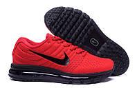 Кроссовки Nike Air Max 2017 красные