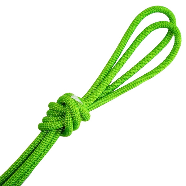Скакалка Pastorelli New Orleans 3м нейлон 00101 флюо-зелёная