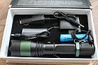 Тактический фонарик POLICE BL-1826-T6 10000W, фото 2