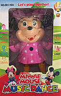 Интерактивная игрушка Minnie Mouse Music Dance, фото 1