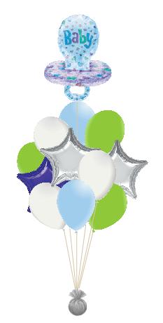 детская стойка из шаров
