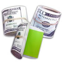 Cтикеры с клейкой полосой типа Post-it, размером 70х75 мм, 50 листов  «Джексон»
