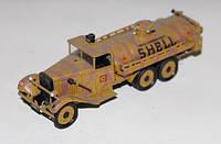 """Модели грузовиков 1:72. Британский грузовик """"Guy 6WD CAW"""". 2-ая мировая война, африканский корпус."""