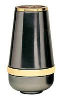 Ваза -  меркурий отделка позолотой Portafiori mercurio finiture dorate T.03.2981/22/RA
