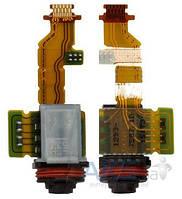 Шлейф для Sony E5803 Xperia Z5 Compact / E5823 Xperia Z5 Compact с разъемом гарнитуры