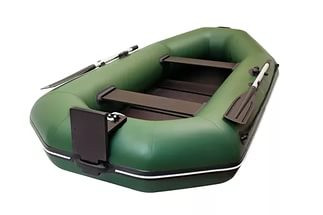 Моторные лодки с навесным транцем