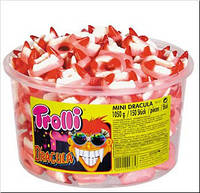 Желейные конфеты Дракула Тролли Trolli Dracula 1050 гр коробка