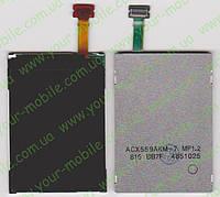 Дисплей Nokia 6500 Classic / 5310/E90small Original