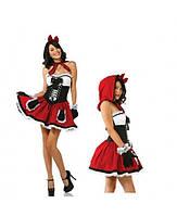 """Игровой костюм """"Красная шапочка"""", игровой комплект Красной шапочки. Размер 44-50. Только предоплата."""