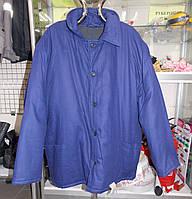Куртка рабочая утепленная зимняя ватная