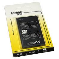 Аккумулятор (батарея) Lenovo BL203, Enegro Plus, 1500 mAh (A208, A218, A269, A305)