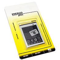 Аккумулятор (батарея) Samsung EB424255VU, Energo Plus, для Corby 2 S3850, 1000 mAh