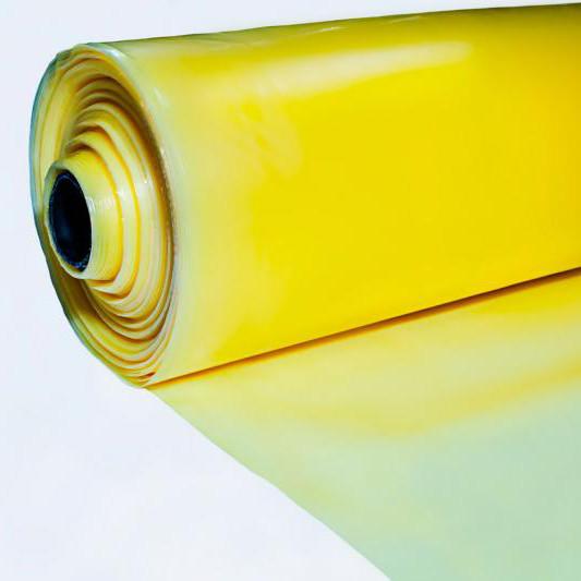 Пленка тепличная полиэтиленовая 120мкм