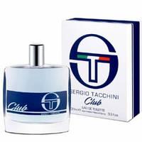 Мужская туалетная вода Sergio Tacchini Club Men (Серджио Тачини Клаб Мен) для уверенных и самодостаточных AAT