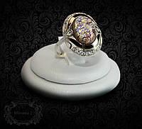 """Серебряное кольцо """"Моника 2"""""""