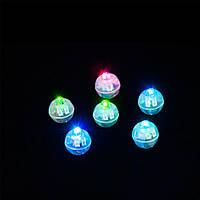 Светодиоды для шаров мигающие (14мм)