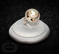 "Серебряное кольцо ""Катрин"""
