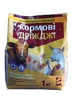 Дрожжи кормовые 1 кг кормовая добавка