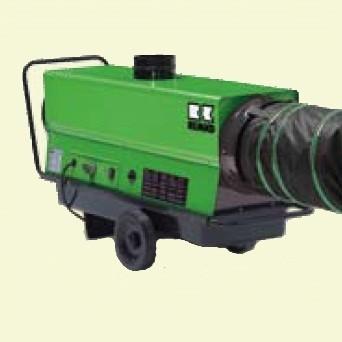 Жидкотопливные дизельные обогреватели REMKO серии ATK.