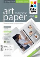 Бумага для фотопринтера ColorWay ART (PMA650005MA4)