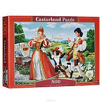 Пазлы Castorland Кот в сапогах 51861, 500 элементов