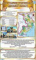 Географическое положение Одесской области