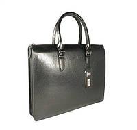 Портфель кожаный мужской, папка черный Bond Non 1081-281 Турция
