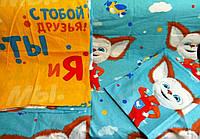 """Полуторный детский комплект постельного белья """"Барбоскины"""""""