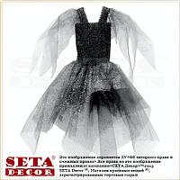 Детское платье Ночь карнавальное чёрное