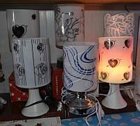 Светильник арома-ночник White сенсорный