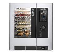 Конвекционная пекарская печь Lainox Naboo Aroma AREN084 MISTO с сенсорным управлением (8 уровней 600х400 мм)