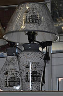 Светильник настольный Абажур керамический Рим 48см