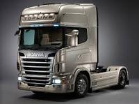 Лобовое стекло на Scania R