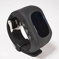 Детские умные GPS часы Smart Baby Watch Q50 с трекером отслеживания (черные). РУССКАЯ ВЕРСИЯ!