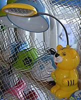 Настольная лампа Тигр LED на аккумуляторе 220