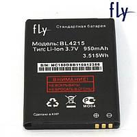 Батарея (АКБ, аккумулятор) BL4215 для Fly Q115 (950 mah), оригинальный