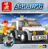 Конструктор SLUBAN M38-B0359 Спецмашина