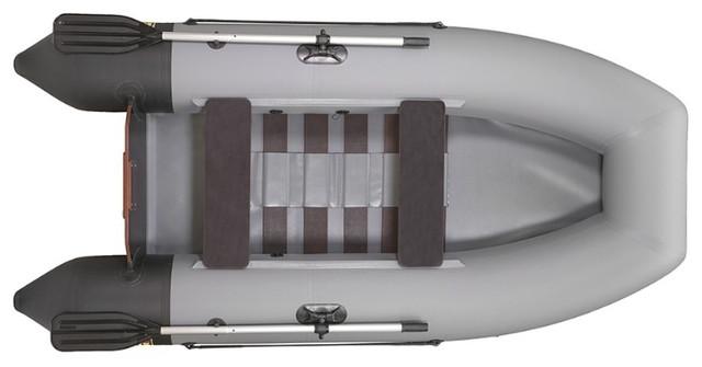 Моторные надувные лодки со встроеным транцем