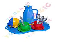 """Іграшка посуд """"Маринка 9 ТехноК""""1295"""