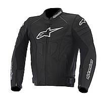 Куртка Alpinestars Gp Plus R black perforated кожа, 48