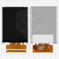 Дисплей для Fly DS130, оригинал, 33 pin