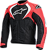 "Куртка Alpinestars T-JAWS AIR текстиль  black\red\white ""L"", арт. 3301514 132, арт. 3301514 132"