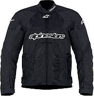 "Куртка Alpinestars T-SCREAM black\green текстиль ""L"", арт. 3300812 16, арт. 3300812 16"