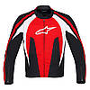 "Куртка Alpinestars T-Stunt AIR RED текстиль ""XL"", арт. 330159 30, арт. 330159 30"